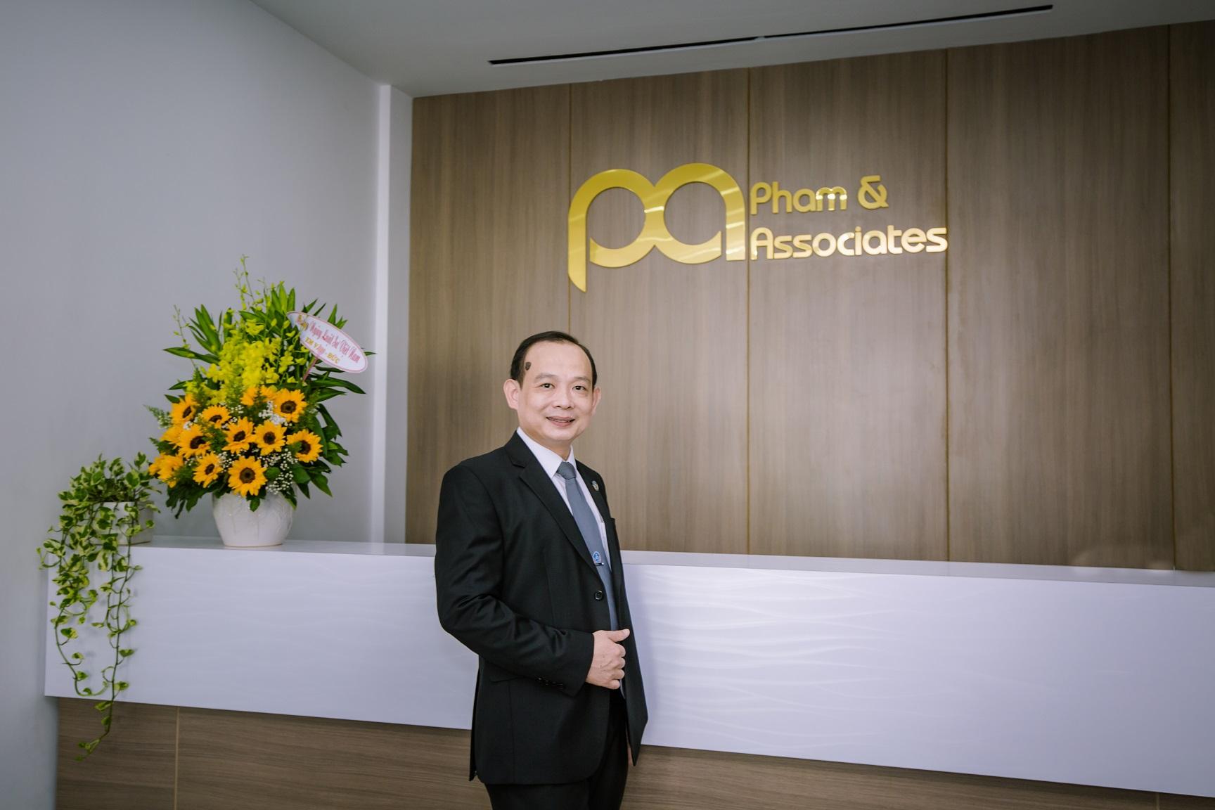 Luật sư Lê Ngô Hoài Phong - Trưởng Chi nhánh Công ty Luật TNHH Phạm và Liên danh tại Đà Nẵng